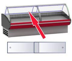 Раздвижные шторки для холодильной витрины , 50х70см/2мм (ПЭТ)