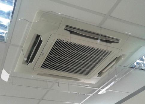 Экран для кондиционера (потолочный)
