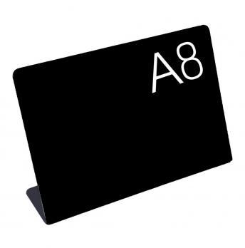 Меловой ценник А8 тип L